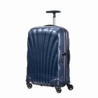 TROLLEY SAMSONITE COSMOLITE SPINNER (4 RUOTE) 55CM MIDNIGHT BLUE