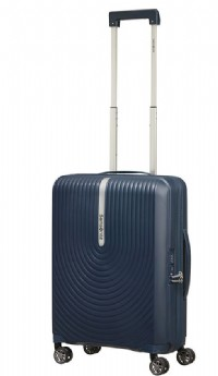 TROLLEY ESPANDIBILE HI-FI 4 RUOTE RIGIDO SAMSONITE DARK BLUE