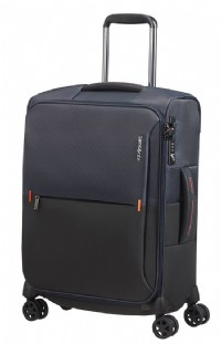 TROLLEY 4 RUOTE SAMSONITE RYTHUM BLU MORBIDO