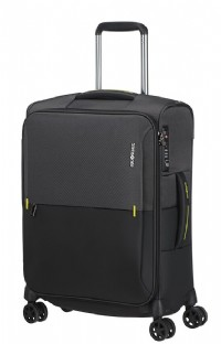TROLLEY 4 RUOTE SAMSONITE RYTHUM GRAPHITE MORBIDO