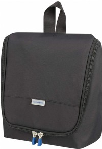 BEAUTY CASE Samsonite Global Travel Accessories - Hanging Beauty Case 22 centimeters 1 Nero