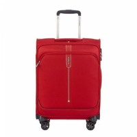 TROLLEY SAMSONITE 4 RUOTE POPSODA RED