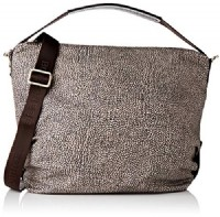BORSA HOBO BAG MEDIUM TRACOLLA JET BORBONESE 934460.x96